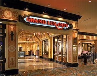 Restaurant Grand Lux Cafe 3355 Las Vegas Boulevard S Las
